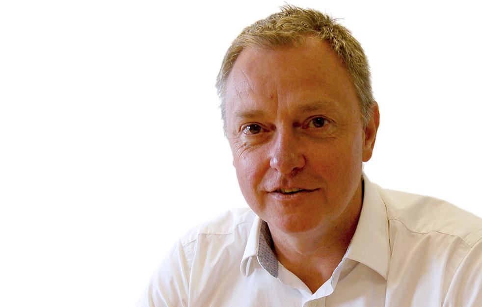 Ian Binns, Director, PACE